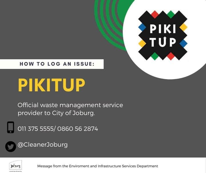 PikItUp - log a call